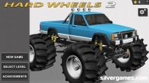 Hard Wheels 2: Menu