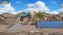 Hard Wheels 2: Truck Flying Obstacles