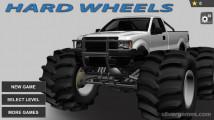 Hard Wheels: Menu