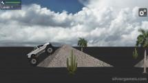 Hard Wheels: Gameplay Truck Hurdles