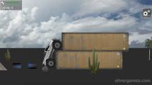 Hard Wheels: Truck Track