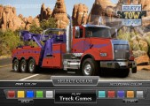 Heavy Tow Truck: Color Selection