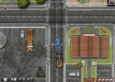 Heavy Tow Truck: Gameplay Truck Parking