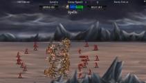 Heroes Battle: Gameplay Attacking Enemies