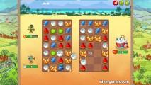 Heroes Of Match 3: Combining Fruit