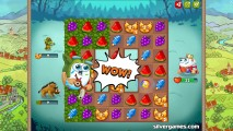 Heroes Of Match 3: Gameplay Puzzle Game