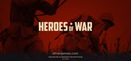 Heroes Of War: Menu