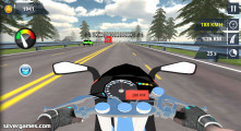 Highway Bike Racing: Gameplay