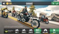Highway Bike Simulator: Motorcycle