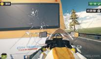 Highway Bike Simulator: Racing Game