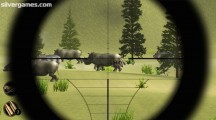 Hippo Hunting: Aiming