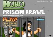 Hobo Prison Brawl: Menu