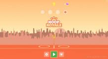Hoop Royale: Menu Royale Hoops