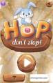 Hop Don't Stop: Menu