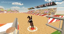 Horse Jumping Show 3D: Horse Jumping