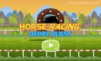 Horse Racing Derby Quest: Menu
