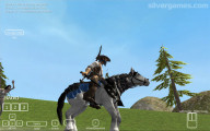 Horse Riding Simulator: Gameplay