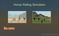 Horse Riding Simulator: Screenshot