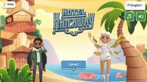 Hotel Hideaway: Menu