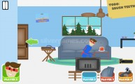 House Of Hazards: Cartoon Platform Gameplay