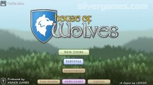 House Of Wolves: Menu