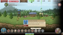 House Of Wolves: Gameplay Building Houses