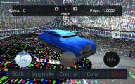 HoverCraft: Menu