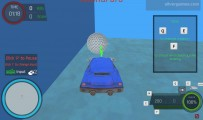 HoverCraft: Flying Car Gameplay