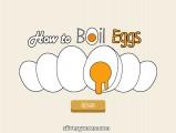 How To Boil Eggs: Menu
