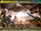 Humaliens Battle: Menu