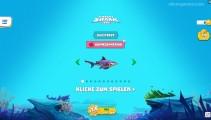 Hungry Shark Arena: Menu