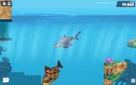 Hungry Shark Arena: Io Fish Gameplay