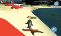 Hungry Shark: Gameplay Killing Shark