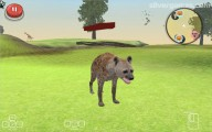 Hyena Simulator 3d: Gameplay