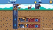 Idle Mining Empire: Gameplay Mining Building