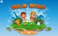 Idle Zoo: Menu