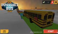 Impossible Bus Stunt 3D: Menu