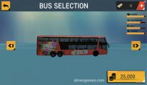 Impossible Bus Stunt 3D: Car Selection