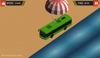 Impossible Bus Stunt 3D: Bus Flying Gameplay