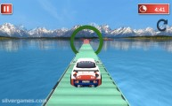 Impossible Stunts Cars 2019: Gameplay