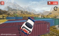 Impossible Stunts Cars 2019: Car Driving Falling Off