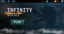 Infinity Royale: Menu