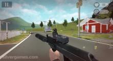 Infinity Royale: Gameplay Shooting
