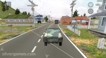 Infinity Royale: Driving City Shooting