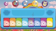 Instruments For Kids: Children Piano Gameplay