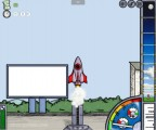 Into Space: Rocket Distance Gameplay