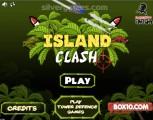 Island Clash: Menu