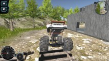 Island Monster Offroad: Offroad Driving