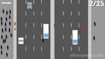 Jaywalking: Gameplay Traffic