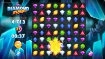 Jewelish Blitz: Gameplay Puzzle Shooter Diamonds